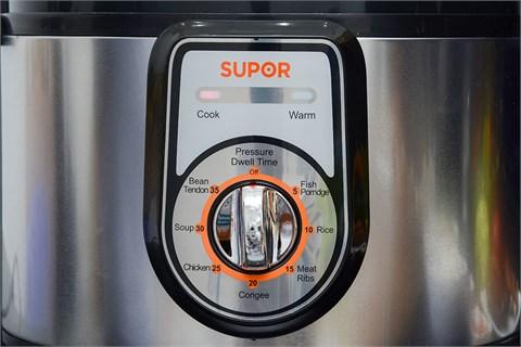 Nồi áp suất Supor CYYB50YA10VN-100, 5.0 lít