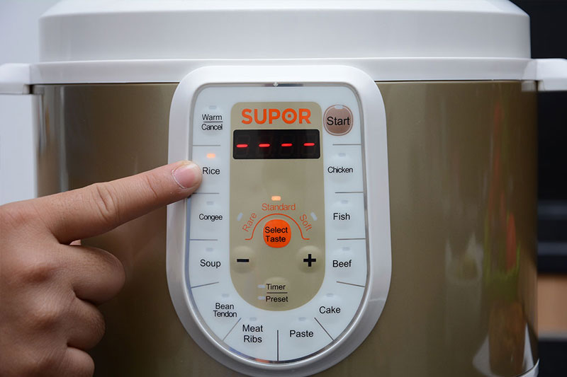 Nồi áp suất điện Supor CYSB50YC10VN-100