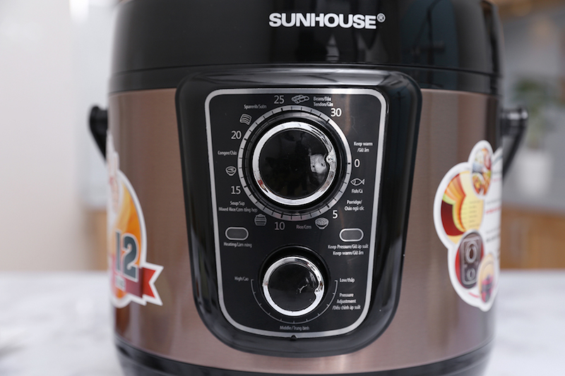 Nồi áp suất Sunhouse SHD1659