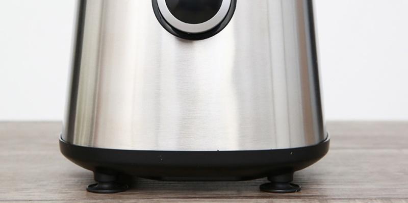 Chân đế chống trượt hiệu quả - Máy xay sinh tố Toshiba BL T100G