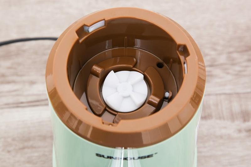 Sử dụng an toàn khi máy xay sinh tố không hoạt động khi cối không khớp với thân máy - Máy xay đa năng Sunhouse SHD5315G