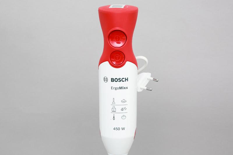 Dễ dùng - Máy xay cầm tay Bosch MSM64110 450W