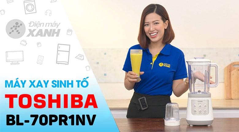 Máy xay sinh tố Toshiba BL-70PR1NV