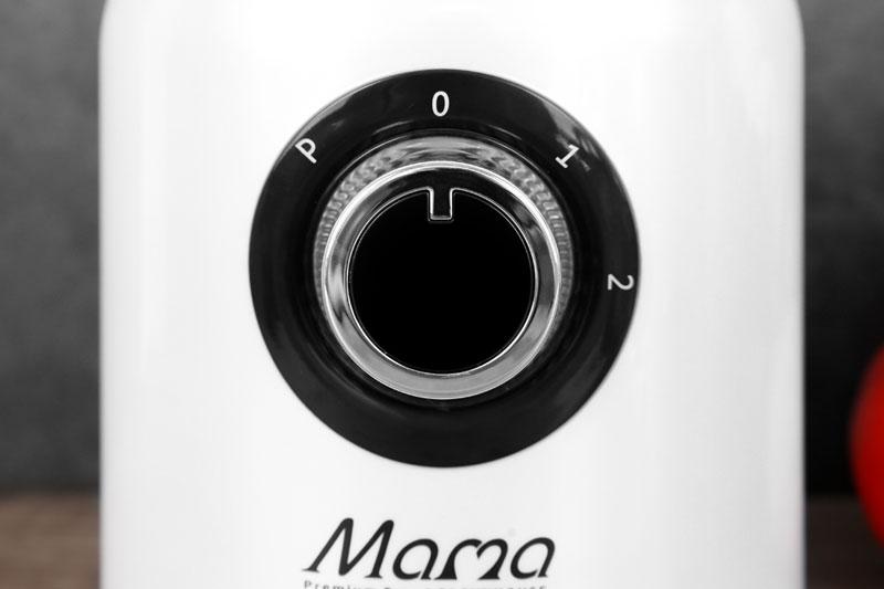 Điều khiển núm vặn - Máy xay sinh tố Sunhouse Mama SHD5353W