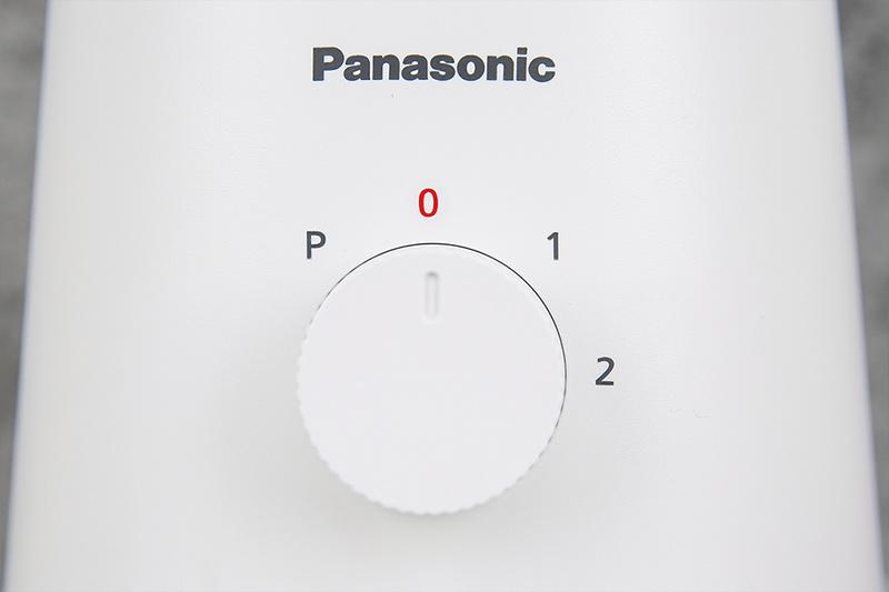 Máy xay sinh tố Panasonic MX-EX1511WRA - 3 tốc độ xoay + xoay nhồi
