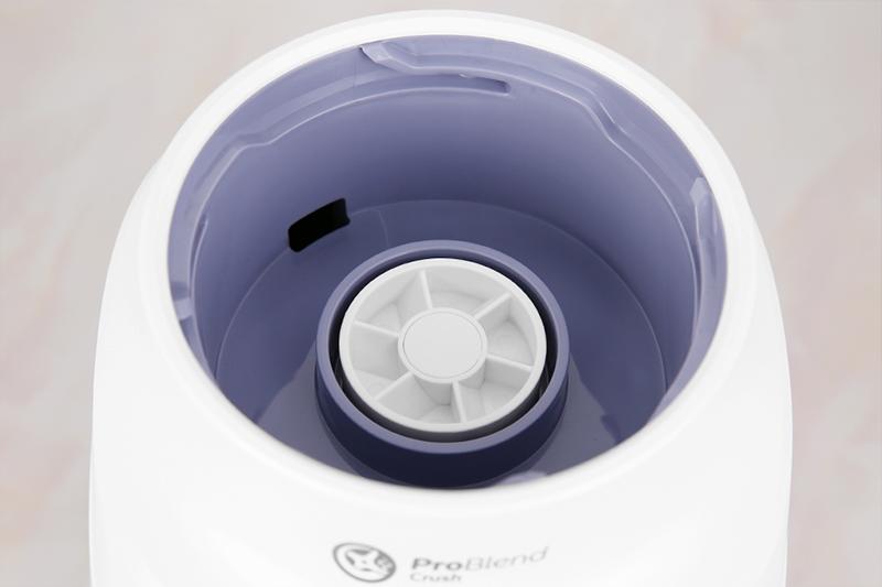 Máy xay sinh tố Philips HR2223/00 - chế độ an toàn của máy