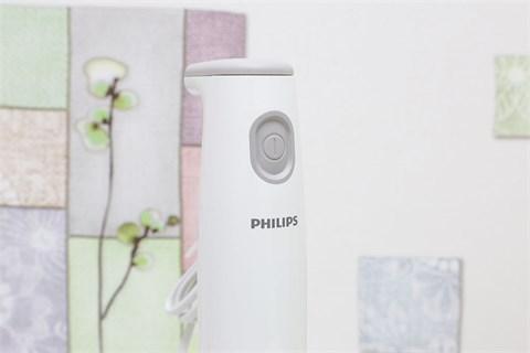 Máy xay sinh tố cầm tay Philips HR1600