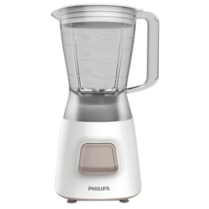 Máy xay sinh tố Philips HR2051 Trắng xám 1 lít