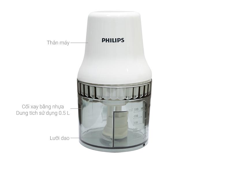 Thông số kỹ thuật Máy xay thịt Philips HR1393