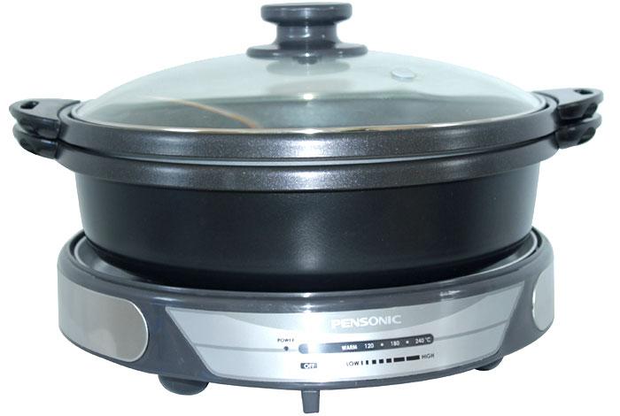 Lẩu điện Nồi lẩu điện đa năng Pensonic PMC-150G hình 1