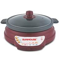 Nồi lẩu điện Sunhouse SH-535L 3.5 lít 3.5 lít