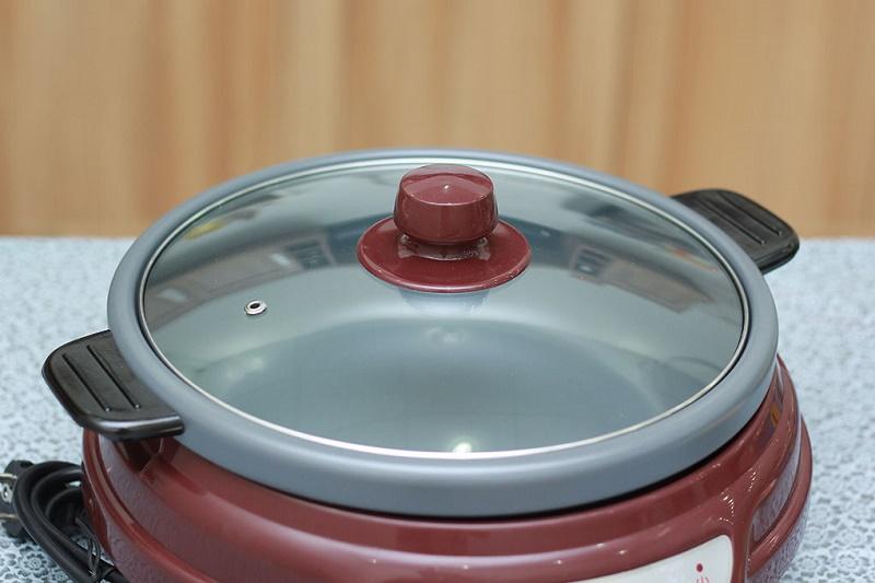 Nồi lẩu điện Sunhouse SH-535L 3.5 lít