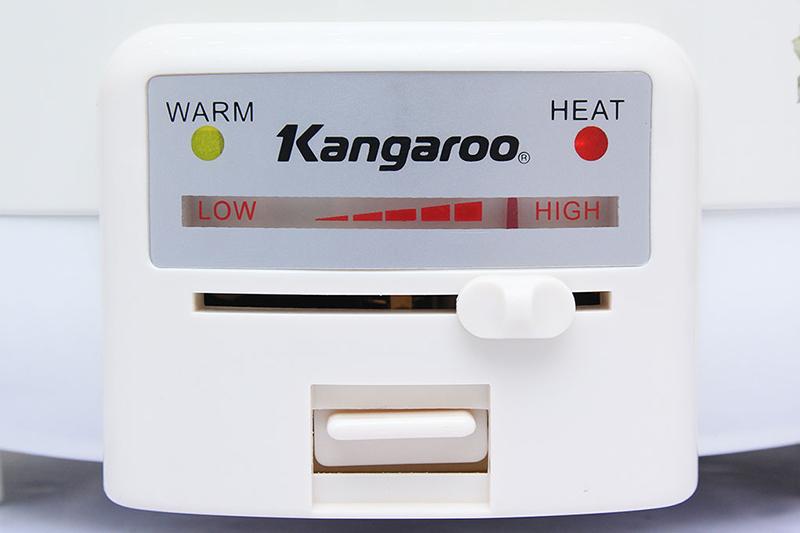 Nồi lẩu điện Kangaroo KG 800N 3 lít