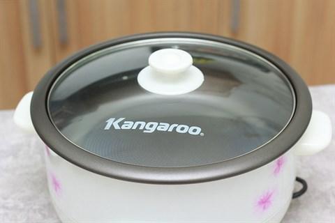 Nồi lẩu điện Kangaroo KG269 3.5 lít