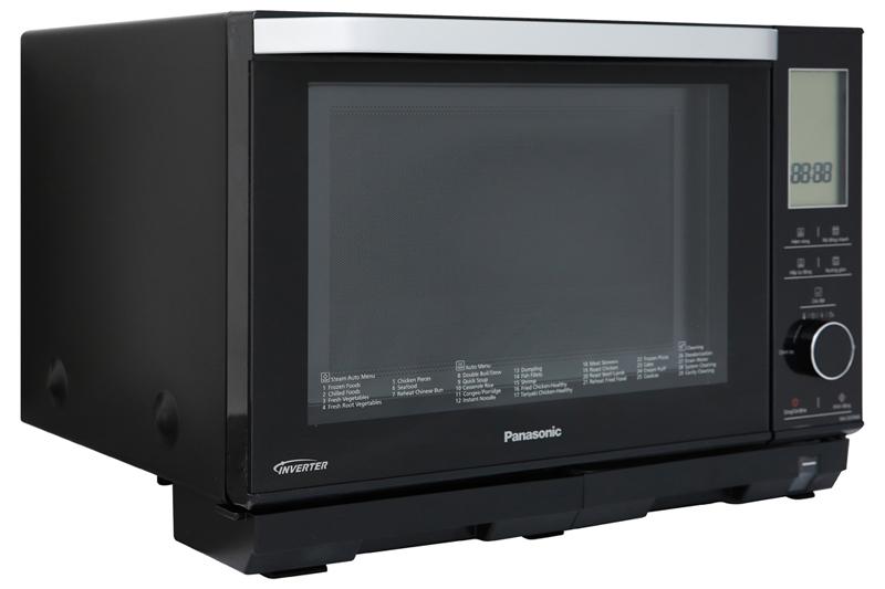 Sang trọng - Lò vi sóng Panasonic NN-DS596BYUE
