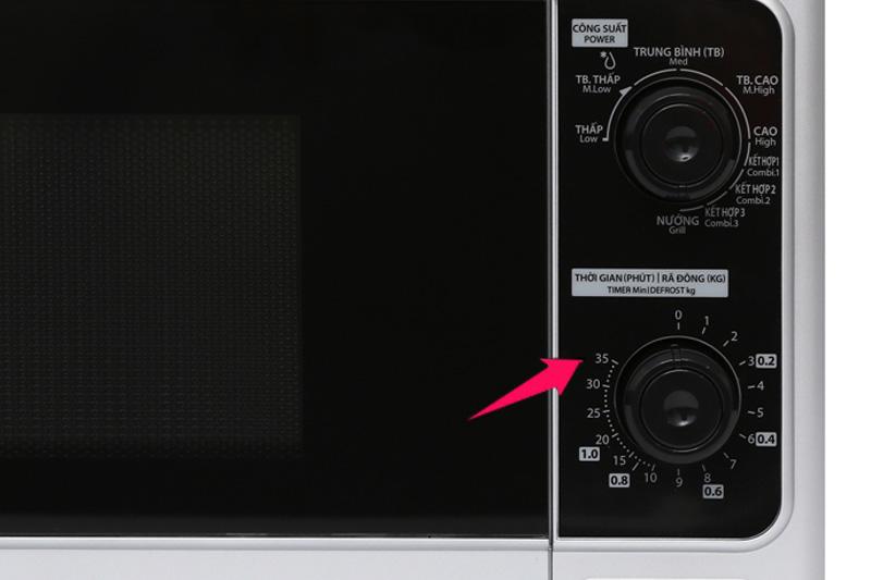 Lò vi sóng Toshiba ER-SGM20(S)VN-7