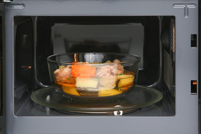 Nấu ăn tiện lợi - Lò vi sóng Bluestone MOB-7819 20 lít