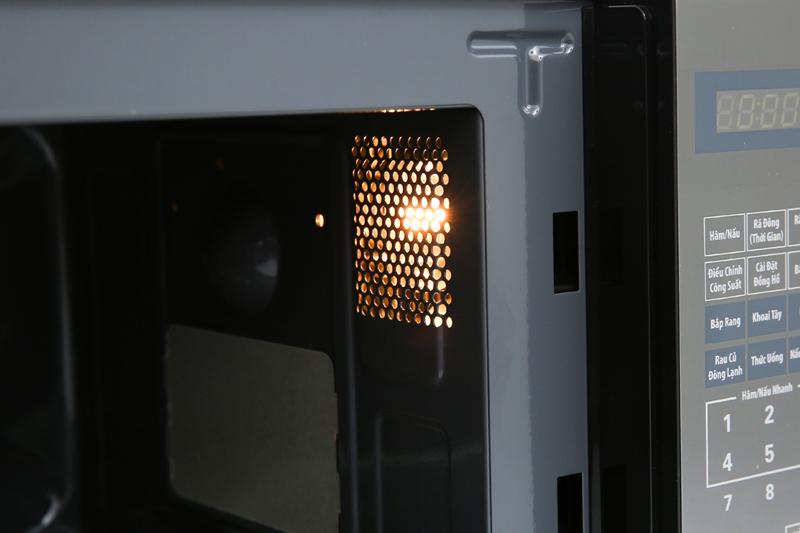 Đèn trong khoang lò - Lò vi sóng Bluestone MOB-7819 20 lít