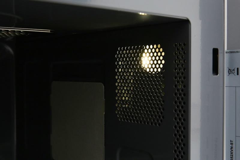 Đèn chiếu sáng tiện dụng - Lò vi sóng Sharp R-G52XVN-ST 25 lít