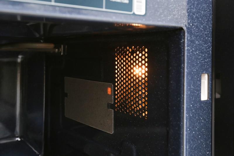 Đèn trong khoang lò - Lò vi sóng Samsung MG23J5133AM/SV-N