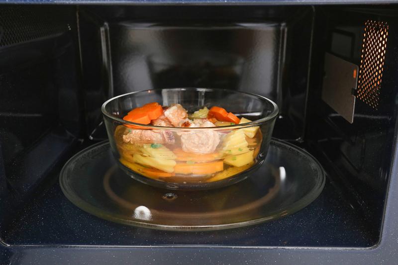 Nấu ăn nhanh - Lò vi sóng Samsung MS23K3513AS/SV-N 23 lít