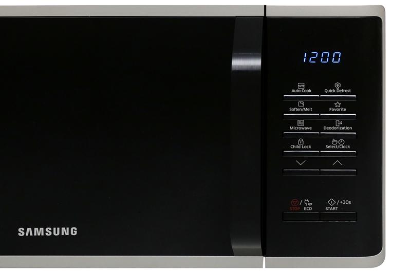 Dễ dùng - Lò vi sóng Samsung MS23K3513AS/SV-N 23 lít