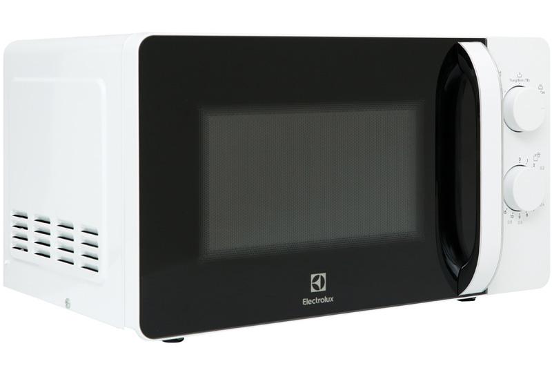 Thiết kế  - Lò vi sóng Electrolux EMM20K18GW 20 lít