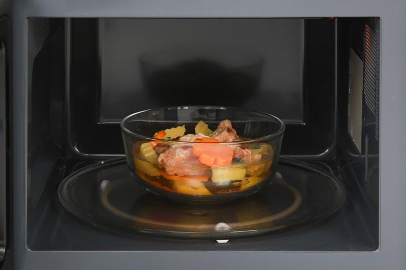 Chức năng nấu, hâm nóng, rã đông, nướng - Lò vi sóng Toshiba ER-SGS34(S1)VN 34 lít