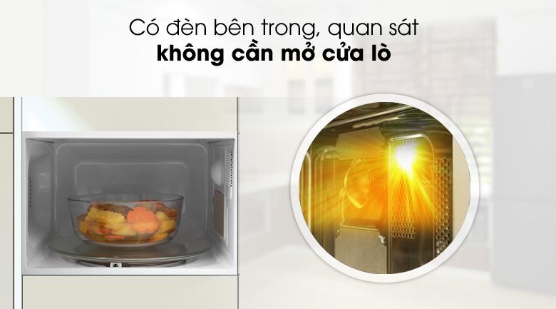 Đèn báo khoang lò - Lò vi sóng TEKA MM 20 A BLANCO 20 lít
