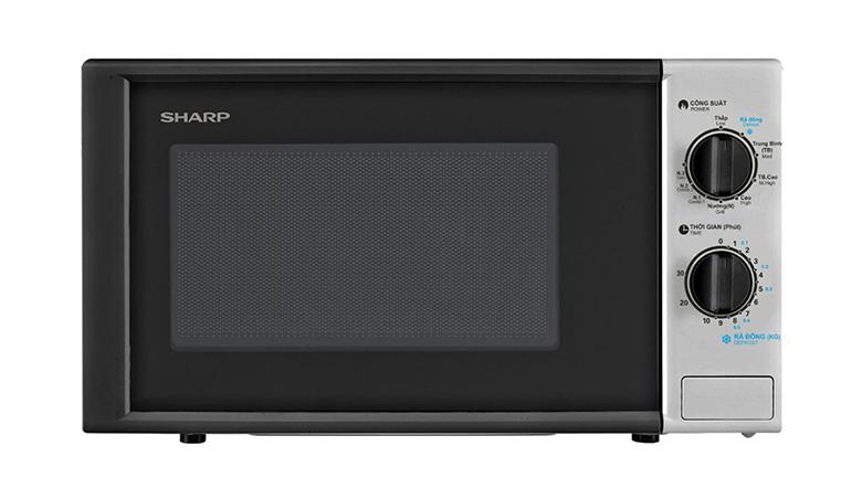 Lò vi sóng R-G225VN-BK 20 lít