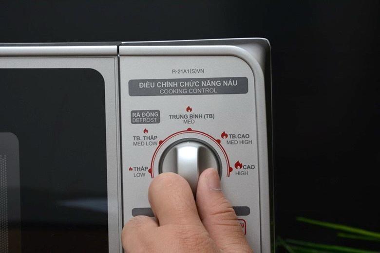 Điều khiển cơ tiếng Việt dễ hiểu, dễ sử dụng