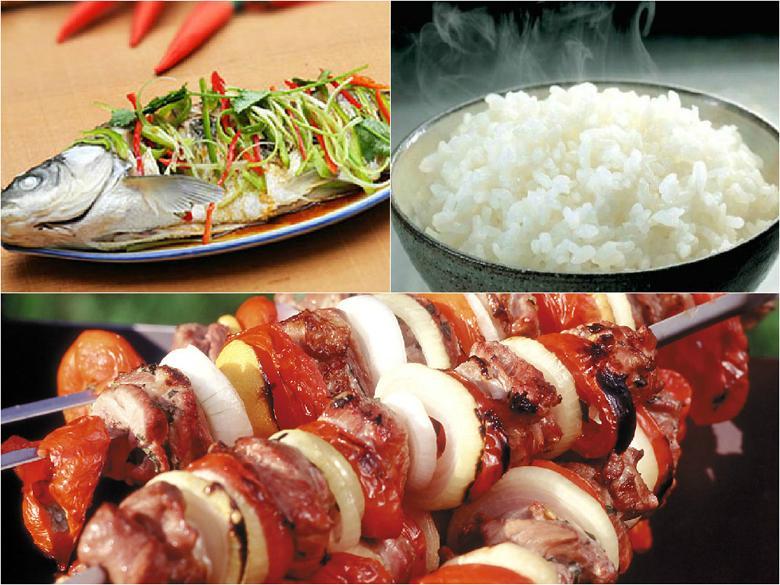Chế biến nhiều món ăn đa dạng với menu tự động của lò vi sóng