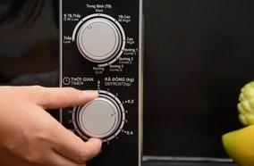 Bảng điều khiển bằng cơ dễ dàng sử dụng