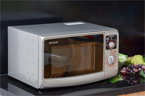 Lò vi sóng Sharp R-20A1(S)VN 22 lít