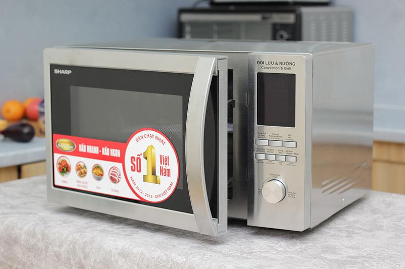 Lò vi sóng Sharp R-C932VN - ST