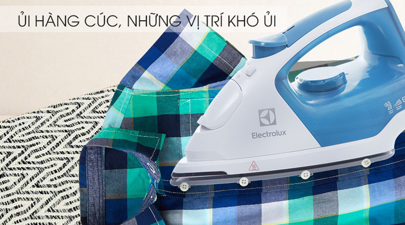 Bàn ủi hơi nước Electrolux ESI5126-8