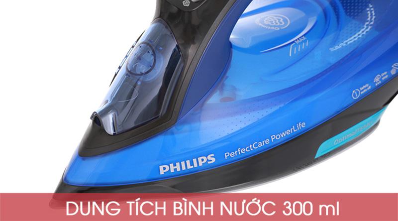 Bình chứa nước 300 ml - Bàn ủi hơi nước Philips GC3920