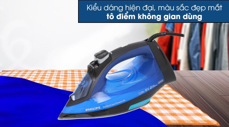 thiết kế - Bàn ủi hơi nước Philips GC3920