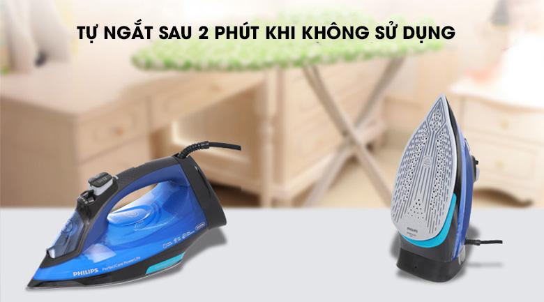 tự động ngắt - Bàn ủi hơi nước Philips GC3920