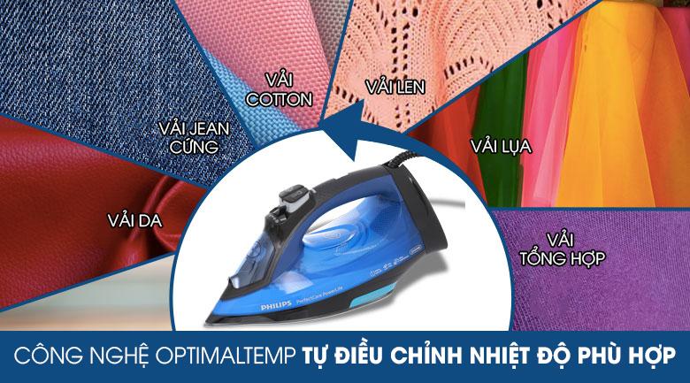 Công nghệ - Bàn ủi hơi nước Philips GC3920