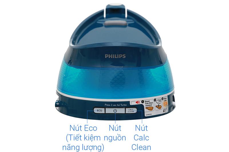 Chế độ tiết kiệm điện - Bàn ủi hơi nước Philips GC7805