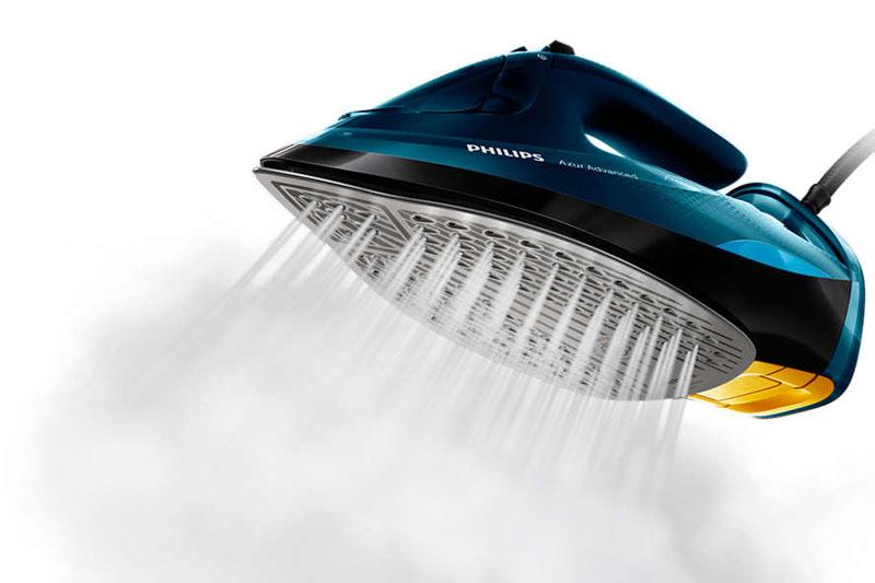 Chức năng phun hơi tăng cường - Bàn ủi hơi nước Philips GC4938