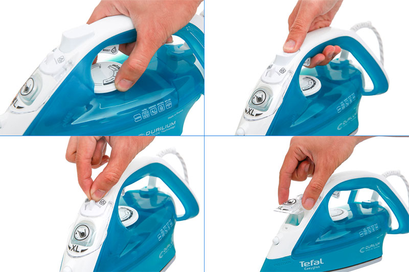 Bàn ủi hơi nước Tefal FV3965E0 - Đa dạng chức năng ủi đồ