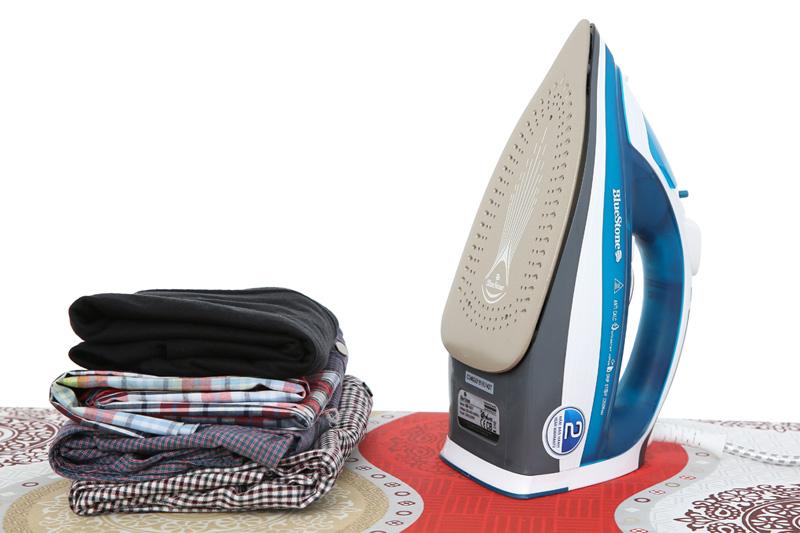 Tự ngắt điện an toàn - Bàn ủi hơi nước Bluestone SIB-3831