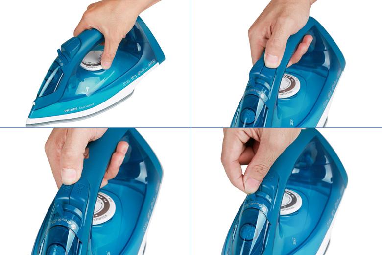 Đa chức năng tiện dụng - Bàn ủi hơi nước Philips GC1756