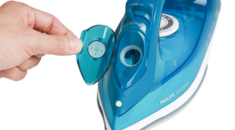 Khoang nước - Bàn ủi hơi nước Philips GC1756