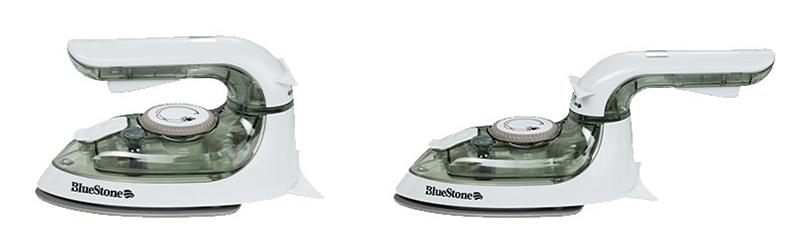 Tay cầm xoay 180 độ - Bàn ủi hơi nước Bluestone SIB-3819