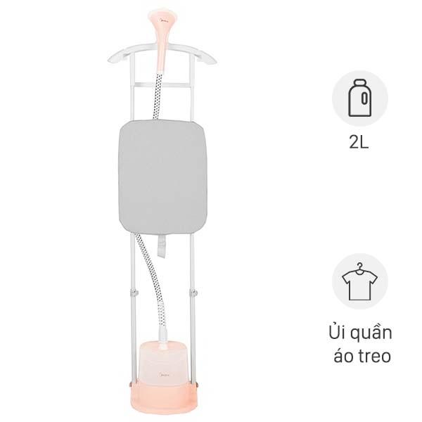 Bàn ủi hơi nước đứng Midea MHI-G20R1