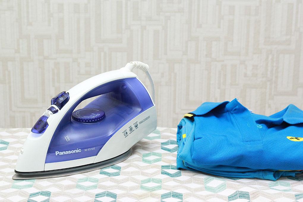 Bàn ủi hơi nước Panasonic PABU-NI-E510TDRA hình 1