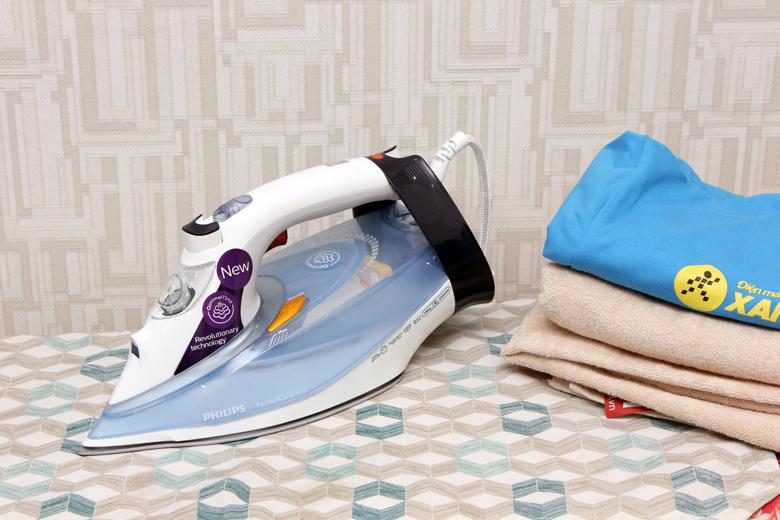Bàn ủi hơi nước Philips GC4910 - Kiểu dáng đẹp, sang trọng và hiện đại
